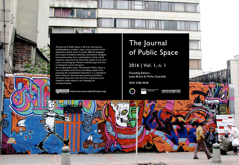 Cover image: Wall painted in the context of the Scoundrel Memory Exhibition, Museo de Bogota by Buytronick, Chirrete, Mecamutanterio, Zas-Inha, Stinkfish, Juan Canales & Jungla. Bogota, Colombia. Picture by Leonardo Parra-Agudelo.