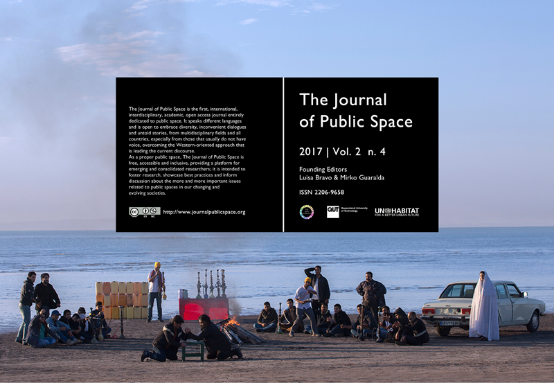 Cover image: Public Place, by Behnam Zakeri and Morteza Niknahad.