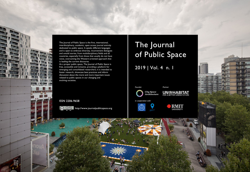 Cover image: Schouwburgplein in Rotterdam. Picture by Eric Fecken